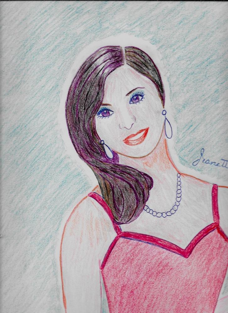 Sarah Silverman par Jeanette